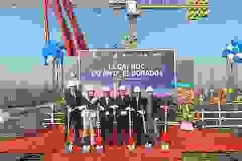 Tân Hoàng Minh chính thức cất nóc dự án D'. El Dorado I