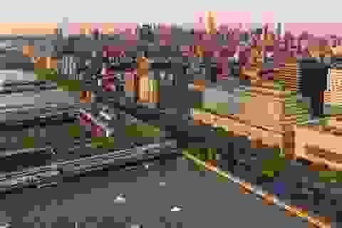 """Google xây """"đại bản doanh"""" trị giá 1 tỷ USD tại New York"""