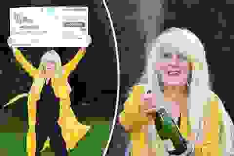 Nữ tài xế taxi trúng số 117 tỷ đồng, lập tức đi làm răng, mua nhà, xế sang hưởng thụ
