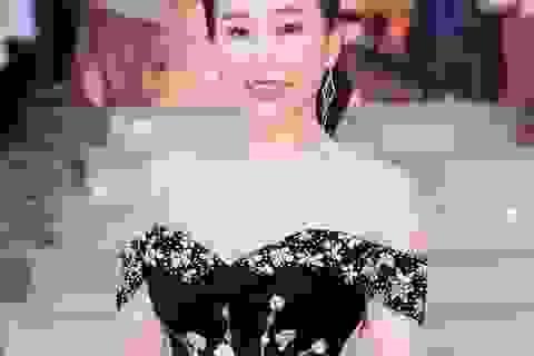 """Nữ doanh nhân xinh đẹp """"đọ dáng"""" cùng dàn Hoa hậu, Á hậu Việt Nam"""