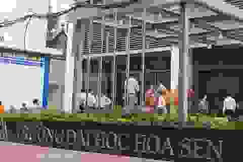 Giáo sư Mai Hồng Quỳ làm hiệu trưởng Trường ĐH Hoa Sen