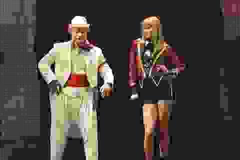 Ed Sheeran và Taylor Swift kiếm bộn tiền trong năm 2018