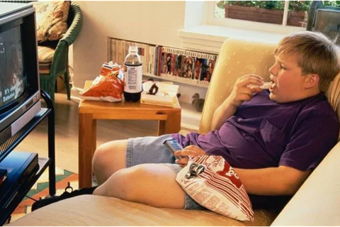 Ăn quá nhiều ở tuổi thiếu niên ảnh hưởng đến cả thế hệ sau