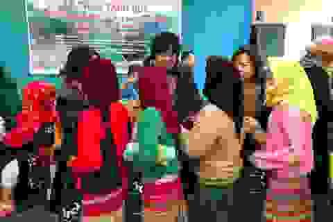 Hàng nghìn quà tặng dành cho đồng bào dân tộc tỉnh Hà Giang