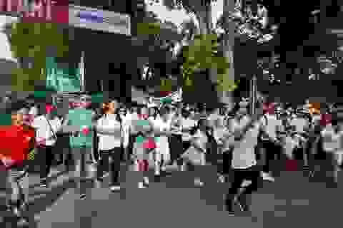 Cuộc chạy gây quỹ hơn 1 tỷ đồng giúp đỡ trẻ em mắc bệnh hiểm nghèo