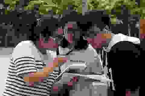 """""""Bất ổn"""" ở đề thi Văn THPT quốc gia: Gây khó khăn cho dạy học"""