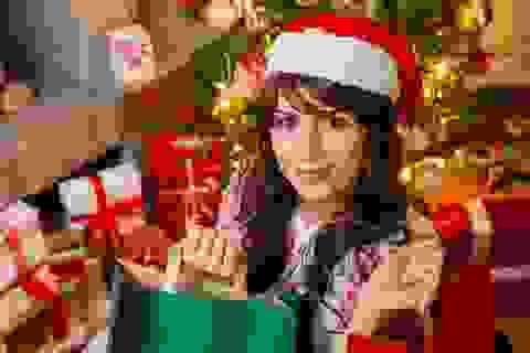 Mách cô nàng độc thân cách tận hưởng ngày Giáng sinh ấm áp