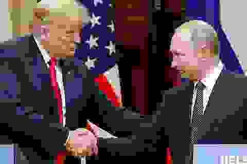 """Mỹ """"rút chân"""" khỏi các điểm nóng: """"Món quà"""" dành cho Tổng thống Putin?"""