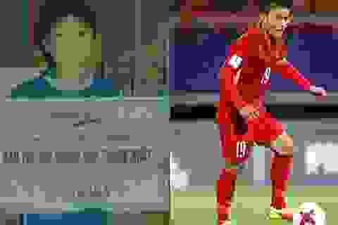 """Chuyện chưa kể về tuổi thơ nghèo khó và thời """"ôm bóng đi ngủ"""" của Quang Hải"""