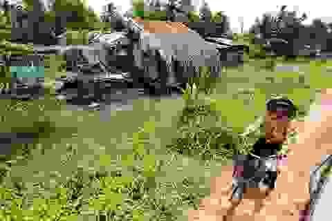 """Dự án """"treo"""" cả thập kỷ tại TPHCM: """"Sài Gòn gì mà nhìn cực hơn xứ U Minh"""""""