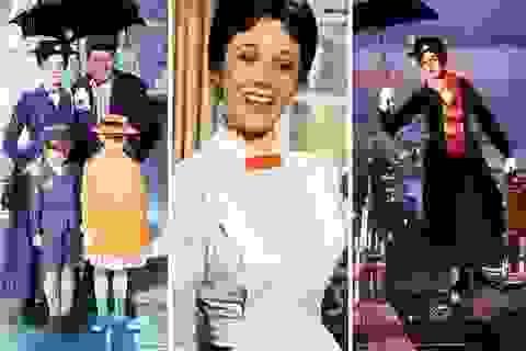 """Giáng sinh, """"Mary Poppins"""" và câu chuyện về cô bảo mẫu diệu kỳ"""
