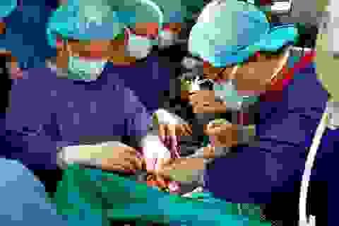 Lần đầu tiênViệt Nam thực hiện đồng thời lấy 6 tạng từ một người chết não,ghép cứu sống 5 bệnh nhân