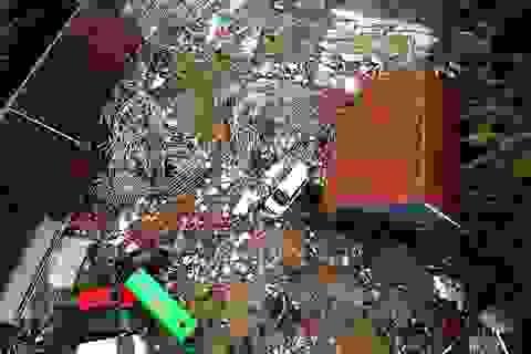Nhân chứng kể khoảnh khắc kinh hoàng khi sóng thần ập tới tại Indonesia