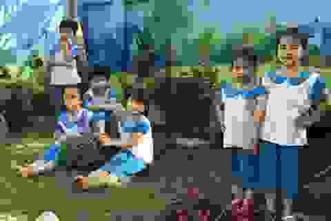 Vườn hoa nho nhỏ - Tình yêu lớn của cô giáo mầm non