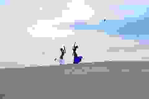"""Những điểm """"sống ảo"""" cho du khách dịp Tết dương lịch"""