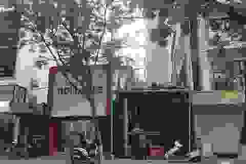 Hà Nội: Yêu cầu tạm dừng thi công công trình đe doạ gây sập nhà của cụ bà 76 tuổi