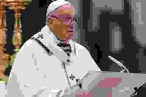 Giáo hoàng kêu gọi mọi người sống cuộc sống đơn giản, bớt vật chất