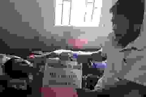 Quảng Ngãi: Trao gần 43 triệu đồng cho anh Hồ Văn Niên