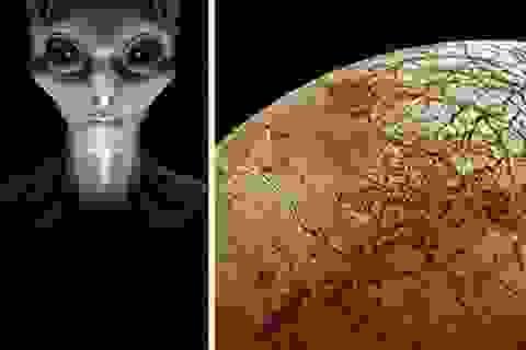 NASA lên kế hoạch tìm sự sống ngoài hành tinh gần sao Mộc
