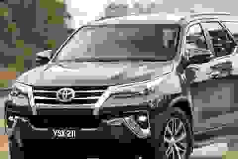 Toyota bị kiện vì lỗi xe động cơ diesel tại Australia