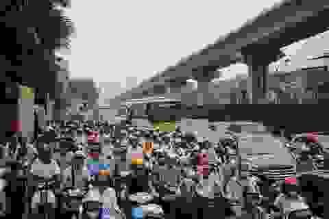 Phó Chủ tịch Hà Nội: Không để ùn tắc kéo dài trên 30 phút
