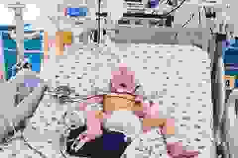 Bé 8 tháng tuổi đột ngột co giật vì xuất huyết não cấp không rõ nguyên nhân