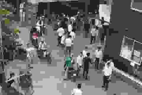 Hơn 50 thanh niên hỗn chiến, náo loạn đường phố Sài Gòn