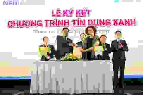 """Nam A Bank và GCPF ký kết triển khai chương trình """"Tín dụng xanh"""""""