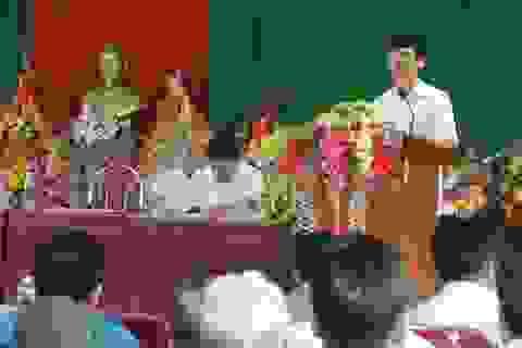 Thanh Hóa: Lãnh đạo địa phương chịu trách nhiệm nếu để dân ra trung ương khiếu kiện dịp Tết