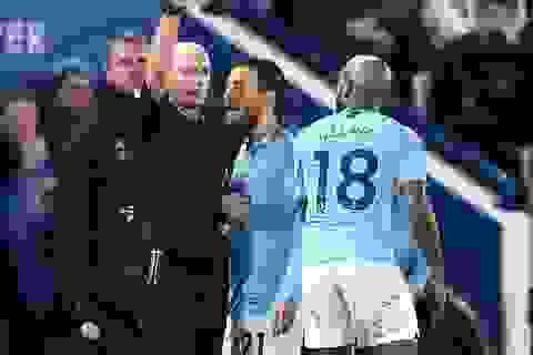 Những khoảnh khắc sụp đổ của Man City trên sân Leicester