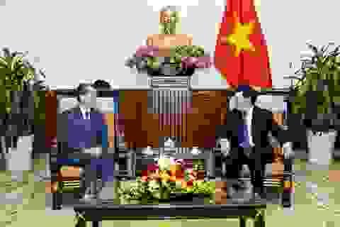 Phó Thủ tướng Phạm Bình Minh tiếp tân Đại sứ Trung Quốc tại Việt Nam