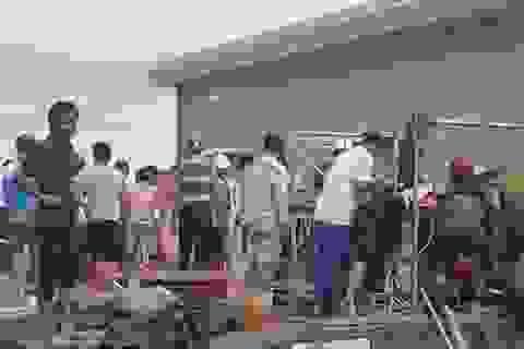 4 người tử vong tại Nhà máy Nhiệt điện Duyên Hải