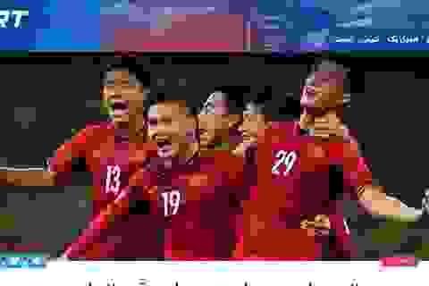 """Báo chí Iran gọi đội tuyển Việt Nam là """"ẩn số"""" ở Asian Cup 2019"""