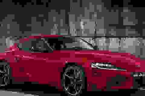 Hình ảnh đầu tiên của Toyota Supra thế hệ mới