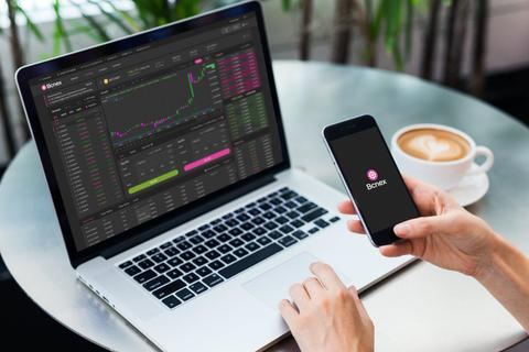 Ra mắt sàn giao dịch công nghệ blockchain mang thương hiệu Việt