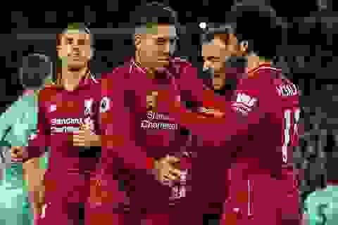 Liverpool 5-1 Arsenal: Vũ hội ở Anfield