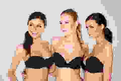 Những lợi ích bất ngờ khi vứt bỏ áo ngực