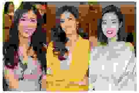 Nguyễn Thị Loan đọ vẻ nóng bỏng cùng bộ đôi Hoa hậu tên Linh