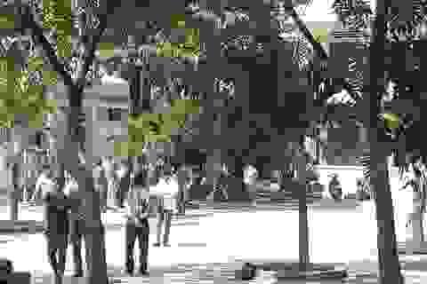 Vụ Phó chủ tịch HĐND bị bắn chết: Nghi phạm mang 2 khẩu súng, nổ 6 phát