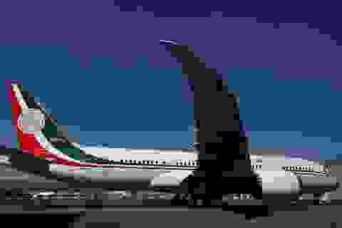 Cận cảnh chuyên cơ hơn 200 triệu USD tân Tổng thống Mexico công khai rao bán