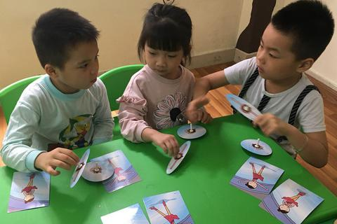 Dongsim Kindergarten - cùng trẻ mầm non khám phá thế giới diệu kì