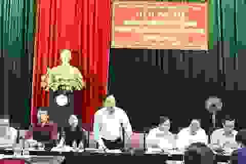 Hà Nội chuyển 8 tổ dân phố quận Bắc Từ Liêm về Cầu Giấy