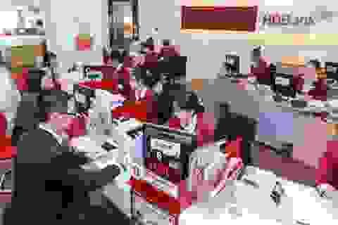 """""""Tân xuân như ý – Trúng vàng nguyên ký – Phú quý cả năm"""" cùng HDBank"""