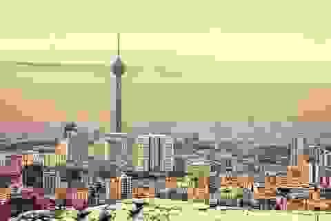 Nguyên nhân khiến thủ đô Tehran của Iran đang lún sụt không thể phục hồi
