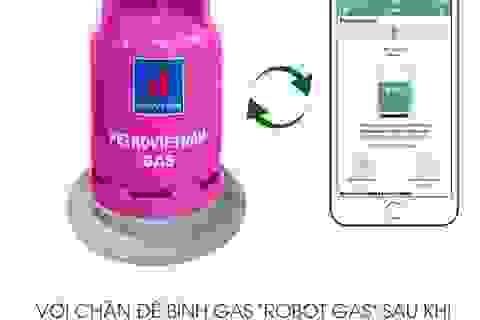 """""""Robot Gas"""" giải pháp an toàn mới do PVGas South cung cấp"""