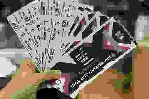 Cơn sốt bóng đá: Vài triệu đồng 1 cặp vé giả, đã xuất hiện từ các trận vòng bảng