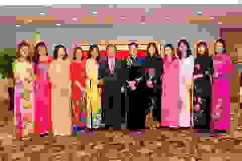 Chủ tịch Quốc hội gặp mặt các gia đình đa văn hóa Việt Nam – Hàn Quốc tại Busan