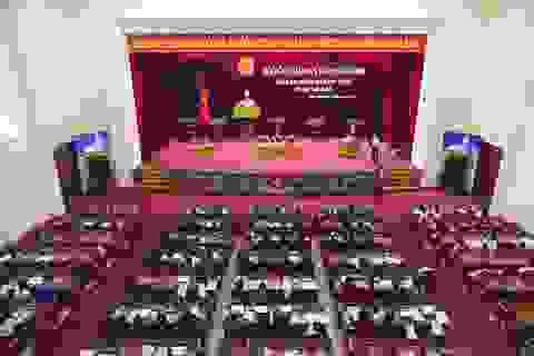 Bầu bổ sung Phó chủ tịch UBND tỉnh