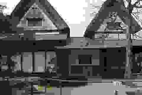 """Nhật Bản cho không hàng triệu nhà """"ma"""""""