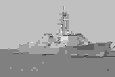 Tàu chiến Mỹ bất ngờ đi vào vùng hoạt động của hạm đội Nga